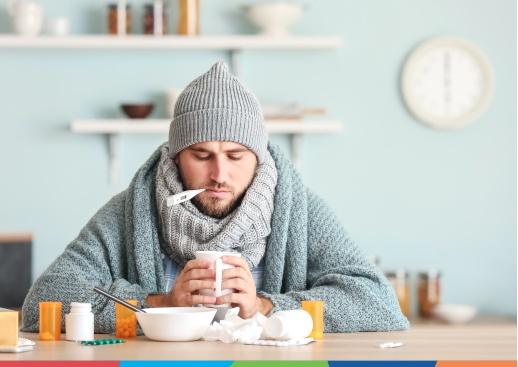 Afecțiuni ORL în sezonul rece