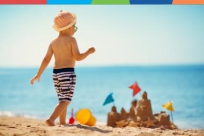 Top 3 afecțiuni ale copiilor în perioada verii